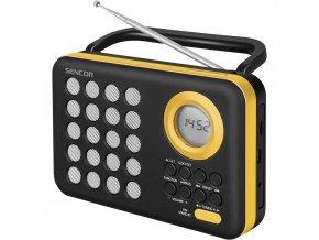 Sencor SRD 220 BYL - Rádio s USB/MP3
