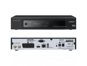 Sencor SDB-6010SI  - satelitní přijímač