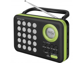Sencor SRD 220 BGN - Rádio s USB/MP3