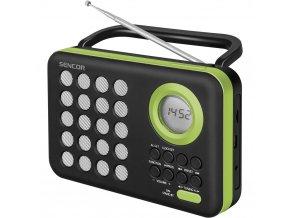 Sencor SRD 220 BGN - Rádio s USB/MP3