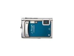 Olympus Mju Tough-8000 modrý odolný
