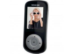 Sencor SFP 5870 8GB MP3/MP4 PŘEHRÁVAČ