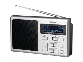 SENCOR SRD 6400  DAB+ DAB / FM RÁDIO